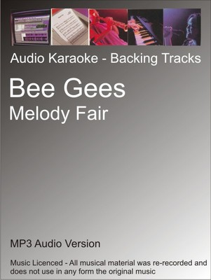 Product picture Bee Gees - Melody Fair - Karaoke