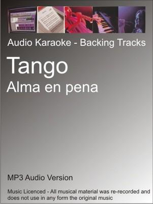 Product picture Tango - Alma en pena - Karaoke