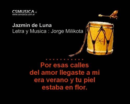 Product picture Folklore Jazmin de Luna karaoke